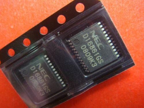 1PC NEC D16861GS UPD16861GS Ignition Driver IC SSOP-24