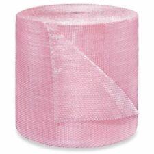 316 Sh Bubble Cushioning Wrap Padding Roll Anti Static 175 X 24 Wide 175ft