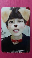 EXO CHANYEOL Official PHOTOCARD #1 Special Album For Life Korea Press 찬열