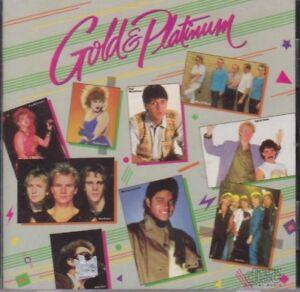 Gold-amp-Platinum-by-Various-CD-1986-Realm-CBS-McCartney-Michael-Jackson-GOOD