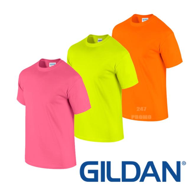 Men/'s Neon UV Bright Lycra Green V Neck Top T-Shirt Party Dress Up Club Rave
