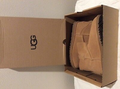 ugg classic unlined mini