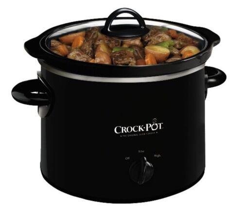 2 Colors Crock-Pot SCR300 Manual Slow Cooker