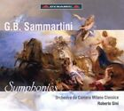 Sammartini: Symphonies (CD, Mar-2008, Dynamic (not USA))