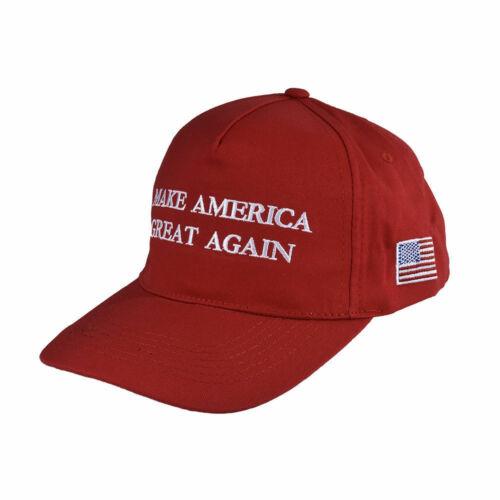 Donald Trump 2020 Hat Cap Flag Red Republican Make America Great Again
