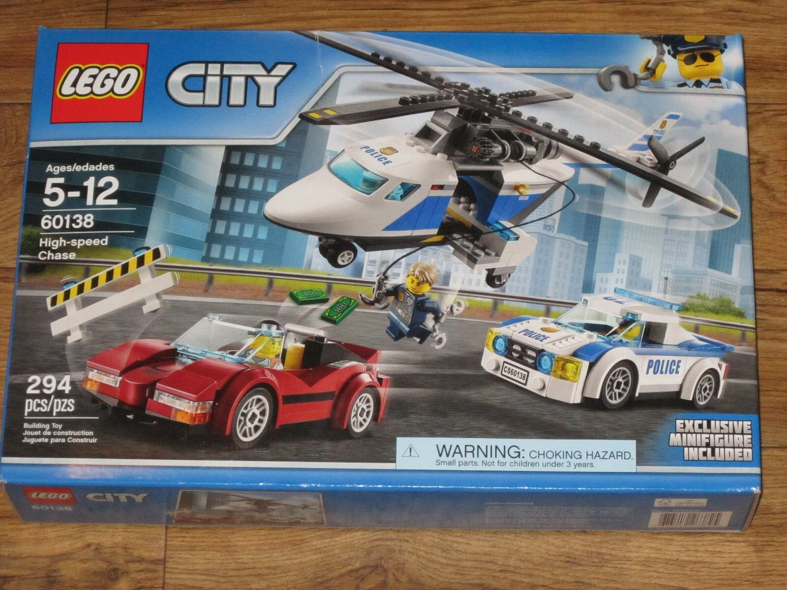 LEGO 60138 City Police - High-speed Chase