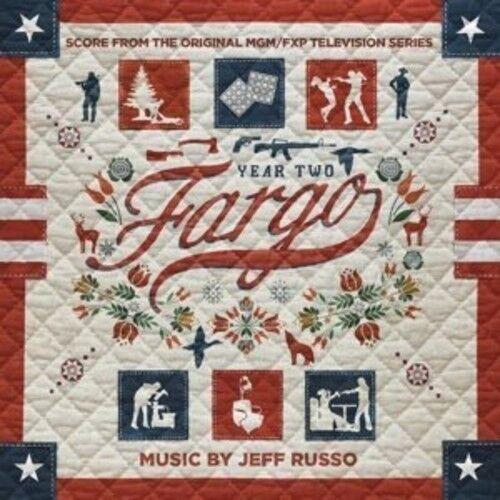 Jeff Russo - Fargo Year 2 (Original Score) (Original Soundtrack) [New CD]