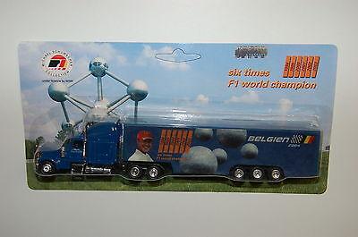 Werbetruck - Michael Schumacher Collection - F1 Saison 2004 - Nr. 14 Belgien - 9