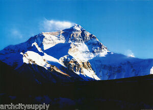 POSTER-SNOW-AT-EVEREST-FREE-SHIPPING-PP0735-LP38-O