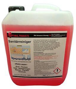 PULITORE idraulico con freschezza profumo e sigillo effetto 5 LITRI