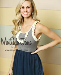 HTF-Womens-Matilda-Jane-Good-Hart-Under-the-Stars-Dress-size-S-Small-EUC