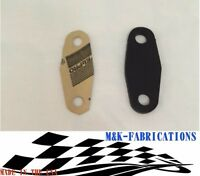Toyota Mr2 Corolla Tercell 4afe, 4agze, 4age, 7afe Ae86 - Egr Plate W/gasket