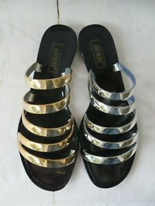 New-Jelly-Sandal-034-Honolulu-034-Slide-5-Straps-Ann-More-Shoes