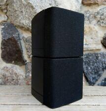Bose Doppel Cube Acoustimass 6 10 15 Lautsprecher Lifestyle 25 9 20 V20 schwarz