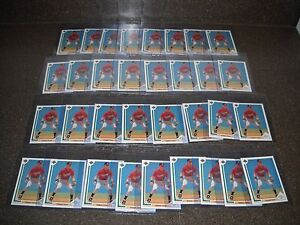 Lot-of-33-1991-Upper-Deck-Chipper-Jones-55-Rookie-Cards-Hall-Of-Fame-HOF