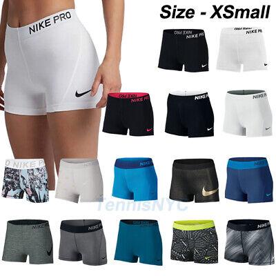 womens nike pro compression shorts