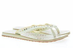 a basso prezzo 740a5 b040d Details about N.O.D. athletic infradito uomo sandali estivi mare art. 18512  ice n° 43