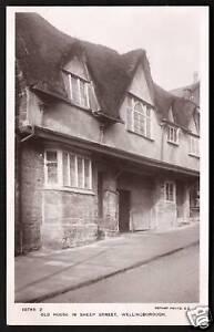 Wellingborough-near-Rushden-Old-House-in-Sheep-Street