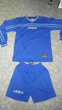 AKTION !  Trainings- oder Trikotset  SIRIA  von LEGEA hellblau Restbestände Gr.S