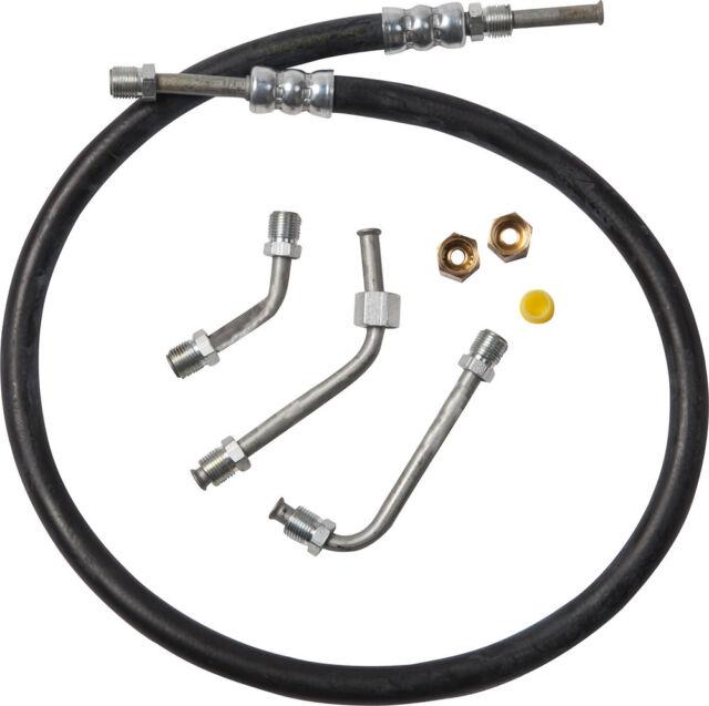 power steering pressure line hose assembly universal tube hose kitpower steering pressure line hose assembly universal tube hose kit right left