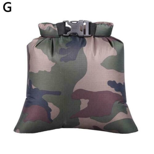 3L Sports Outdoor Waterproof Canoe Camping Hiking Backpack Sack Dry Pouch I4Z1