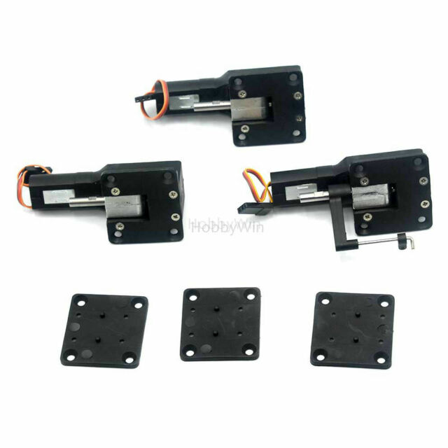 40g Electric Retract Landing Gear for 4mm Shaft RC Model Airplane Spare  Parts