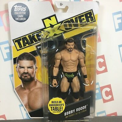 WWE Elite Collection NXT OPA Bobby Roode Wrestling action figure Neuf