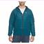 Gerry Men/'s Hybrid Sweater Down Hooded Vault Seal Weld Tech Jacket