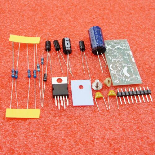 2PCS TDA2030A Electronic Audio Power Amplifier Module Mono 18W DC 9-24V new