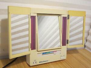 Windmere Em 8 3 Way Mirror Makeup Cosmetics Magnification