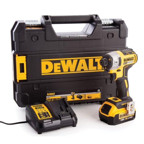 Dewalt DCF887M1 18 V G2 Brushless 3 Vitesse visseuse avec 1 x 4.0Ah Batterie