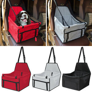 Image Is Loading Pet Cat Puppy Dog Travel Booster Bag Safety