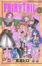 Fairy Tail Vol. 16 Manga NEW