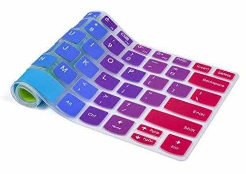 """Colorful Keyboard Cover Compatible with Lenovo Flex 14 14/""""//Yoga C930 920 13.9/"""""""