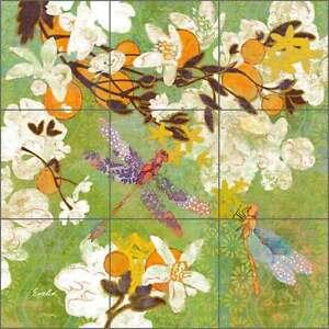 Ceramic-Tile-Mural-Backsplash-Evelia-Dragonfly-Art-OB-ES186a