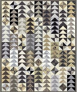 MAVEN QUILT KIT - Includes Pattern Plus Moda Fabric