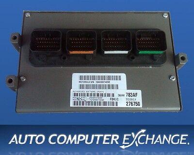 2001-2003 Dodge Durango 4.7 V8 Engine Computer Module ECM ECU PCM Replacement