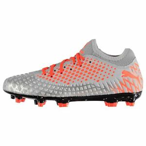 Puma-Kids-Boys-Future-4-4-Childs-FG-Football-Boots-Firm-Ground-Lace-Up