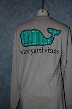 868398439 item 2 Vineyard Vines NWT Men's (Unisex) Long sleeve Grey Football Field  Whale Tee M - Vineyard Vines NWT Men's (Unisex) Long sleeve Grey Football  Field ...