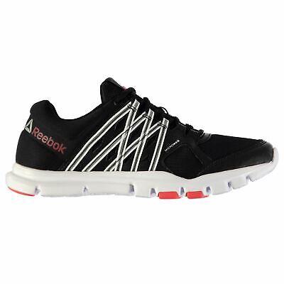 Reebok Yourflex Sneaker Damen BLKWHTcherry Sneaker