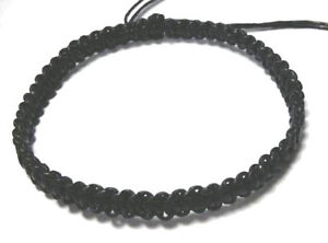 Authentic Thai Blessed Buddhist Wristband Bracelet Fair Trade Thin Wax Cotton