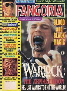 1993 Fangoria Horror #122 Exorcist3 Return Of The Living Dead3 Dark Half SKing - Wien, Österreich - 1993 Fangoria Horror #122 Exorcist3 Return Of The Living Dead3 Dark Half SKing - Wien, Österreich