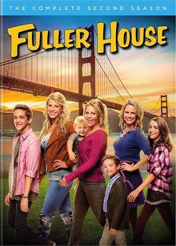 Fuller House The Complete Second Season Dvd 2017 For Sale Online Ebay