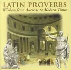 Latin Proverbs: Wisdom from Ancient to Modern Times by Waldo E. Sweet (Paperback, 2002)