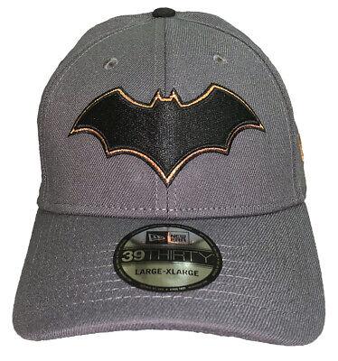 Large//Xlarge Shazam Symbol DC Comics New Era 39Thirty Fitted Hat