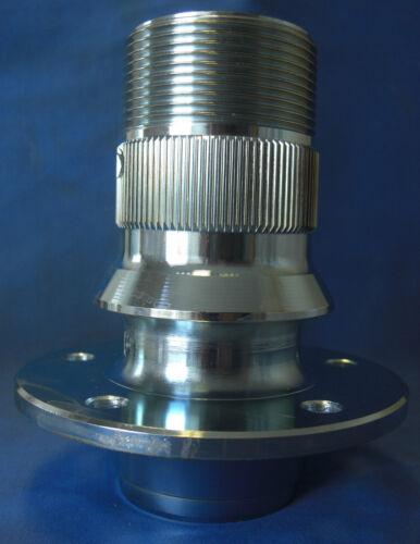 JAGUAR DAIMLER RIGHT HAND FRONT WIRE WHEEL HUB E//S-TYPE 420 MK10 MK 2 V8 C19225
