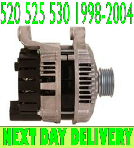 BMW 5 SERIES 520 525 530 D 1998 1999 2000 2001 2002 2003 2004 RMFD ALTERNATOR