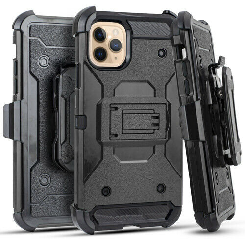 Apple iPhone 11 / Pro / Pro Max Heavy Duty Tactical Cas