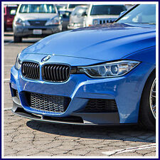 2012-2014 BMW F30 3 SERIES M PERFORMANCE FRONT LIP 320i 328i 335i POLYPROPYLENE