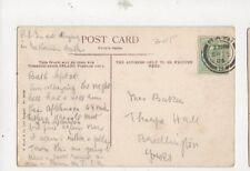 Mrs Barker Thorpe Hall Bridlington 1905 489a